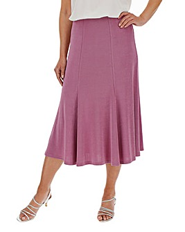 Heather Slinky Skirt 29