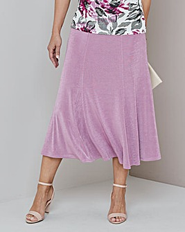 Julipa Heather Slinky Skirt 32''