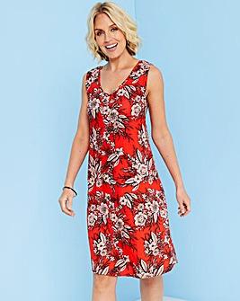 74e93425b6 Jersey Sun Dress