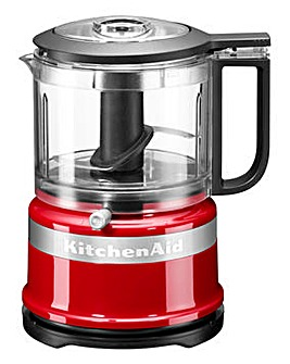 KitchenAid Mini Red Food Processor