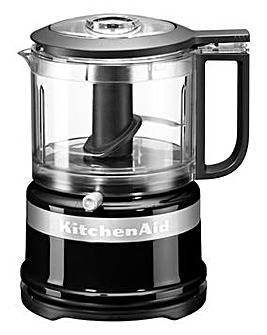 KitchenAid Mini Black Food Processor