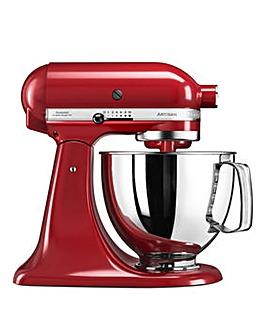 KitchenAid Artisan 4.8Litre Empire Red Stand Mixer
