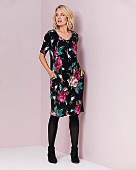 Jersey Pocket Dress