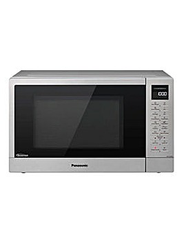 Panasonic NN-ST48KSBPQ 32Litre Digital Microwave - Stainless Steel