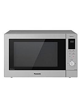 Panasonic NN-CD87KSBPQ 1000W 34Litre Stainless Steel Combination Microwave