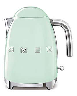 Smeg KLF03 Retro Style Green Kettle