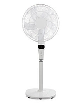 Pifco 16 Inch Digital Quiet Stand Fan