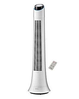 NSA Rechargeable Cordless Eco Tower Fan