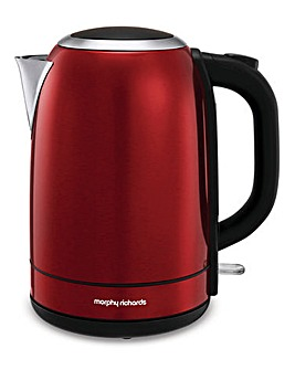 Morphy Richards 102782 Jug Red Kettle