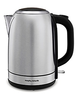 Morphy Richards 102779 Steel Jug Kettle