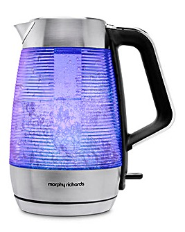 Morphy Richards Vetro Glass Kettle