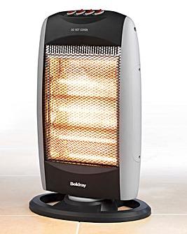 Beldray EH0197SSTK 1.2kW Halogen Heater
