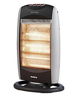 Beldray EH0197SSTK 1.2kW Halogen Heater