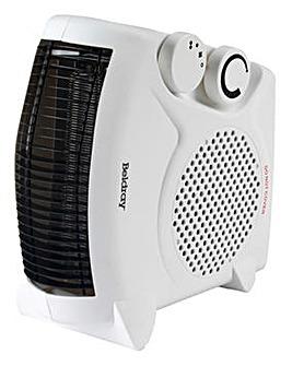 Beldray 2kW Fan Heater with Cooling Fan