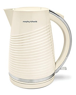 Morphy Richards 108267 Dune Cream Kettle