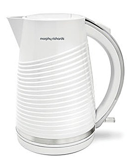 Morphy Richards 108269 Dune White Kettle