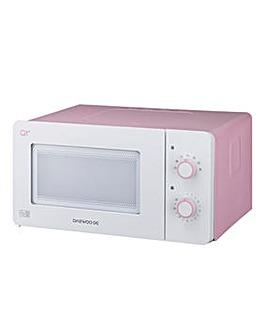 Daewoo QT1R 14L Microwave - Pink