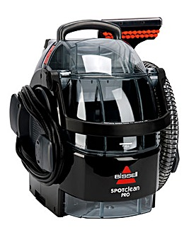 Bissell 1558E Portable SpotClean Pro Wet Vacuum Cleaner