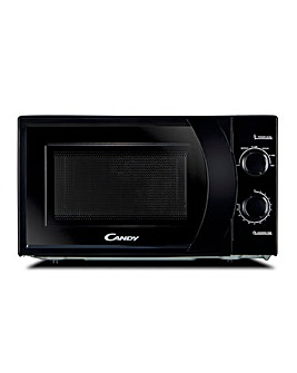 Candy CMW 2070B-UK 20L Microwave - Black