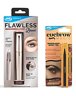 JML Finishing Touch Flawless Brows and Eyebrow Magic Set
