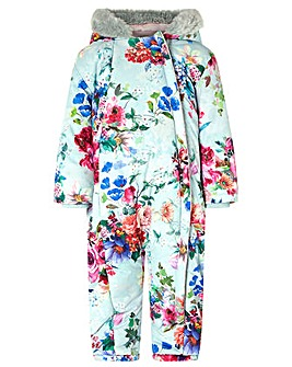 Monsoon Baby Rochella Snowsuit