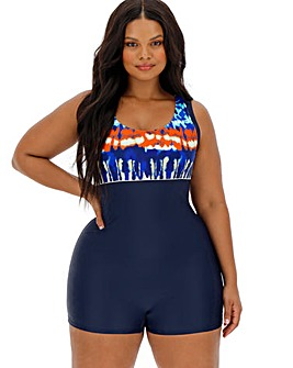 Sports Swim Legsuit