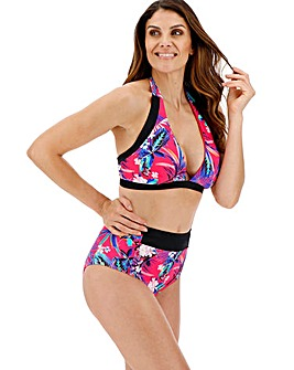 Mix and Match Halterneck Bikini Top