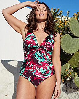 Magisculpt Twist Front Swimsuit