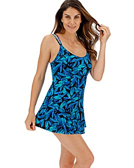 MAGISCULPT Flatter Me Swimdress - Long