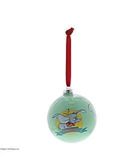 Enchanting Disney Dumbo Christmas Bauble