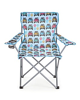 VW Festival Camping Chair - Blue