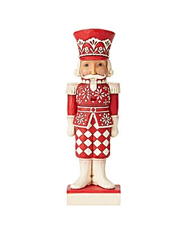 Heartwood Creek Nordic Noel Nutcracker