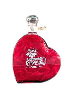 Sweet Little Glitter Bomb Razberry Ripple Gin 50cl