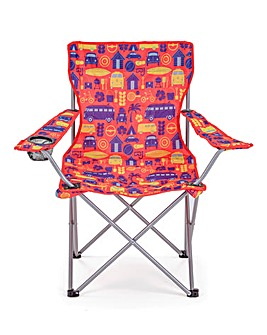 VW Festival Camping Chair - Red
