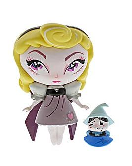 Miss Mindy Aurora with Merryweather