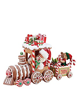 Possible Dreams Gingerbread Train