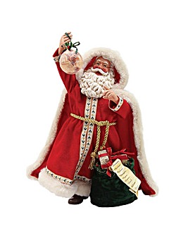 Possible Dreams Santa Around the World