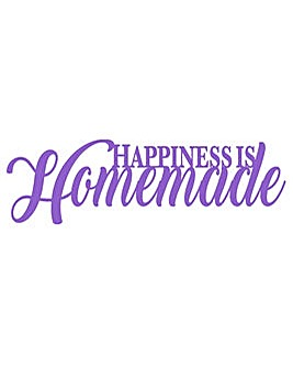 CHATTERW HAPPINESS HOMEMADE