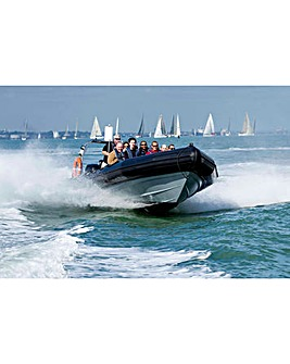 One Hour Extreme Solent RIB Taster for 2