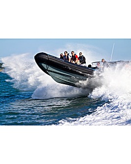 90 Minute Solent RIB Adventure for Two
