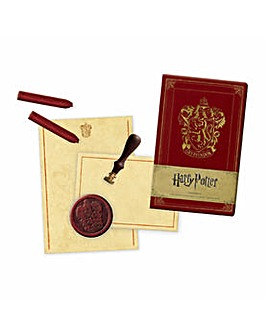 Harry Potter Gryffindor Stationary Set