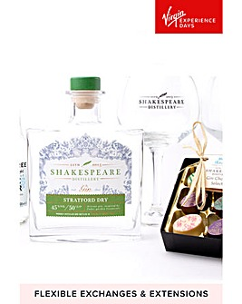 Emergency Craft Gin Kit and Truffles