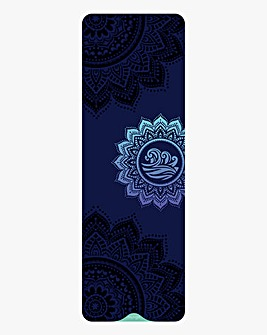 Myga Pro Printed Yoga Mat Nula Mandala