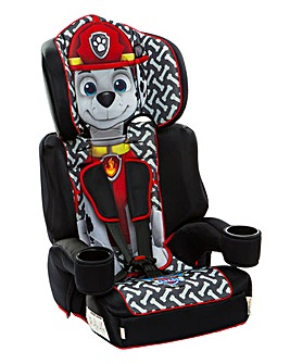 Kids Embrace Group 123 Car Seat - Paw Patrol Marshall