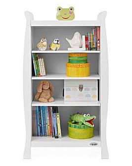 Stamford Sleigh Bookcase