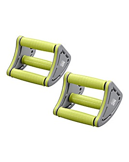 Body Sculpture 3 in 1 Core Push Up Rollers