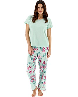 Pretty Secrets Short Sleeve PJ Set