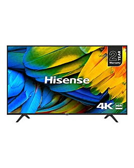 Hisense H50B7100UK UHD 4K Smart 50in TV