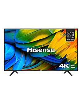 Hisense H50B7100UK 4K Smart 50in TV+Ins