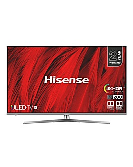 Hisense H55U8BUK ULED Bezel-less Smart 55 inch TV